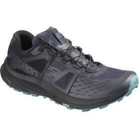 Salomon Ultra Pro Shoes Women Graphite/Black/Hydro.